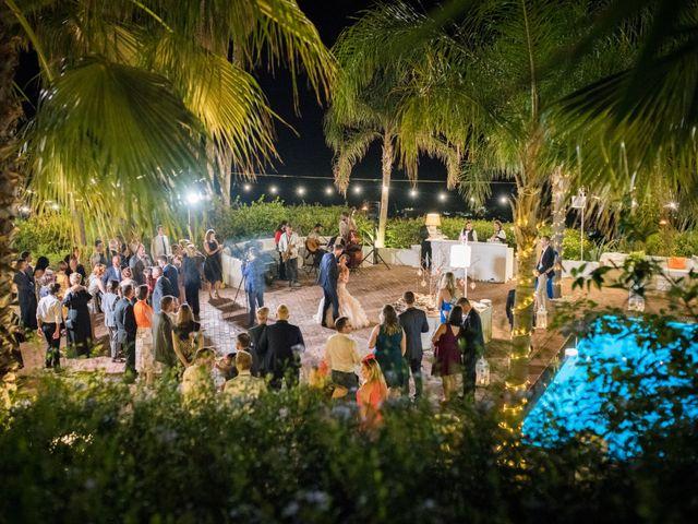 Il matrimonio di Matthew e Morena a Aci Castello, Catania 36