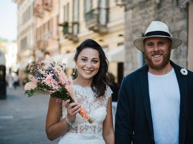Il matrimonio di Fabiano e Barbara a Albenga, Savona 20