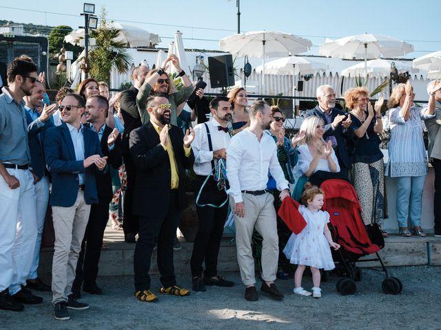 Il matrimonio di Fabiano e Barbara a Albenga, Savona 31