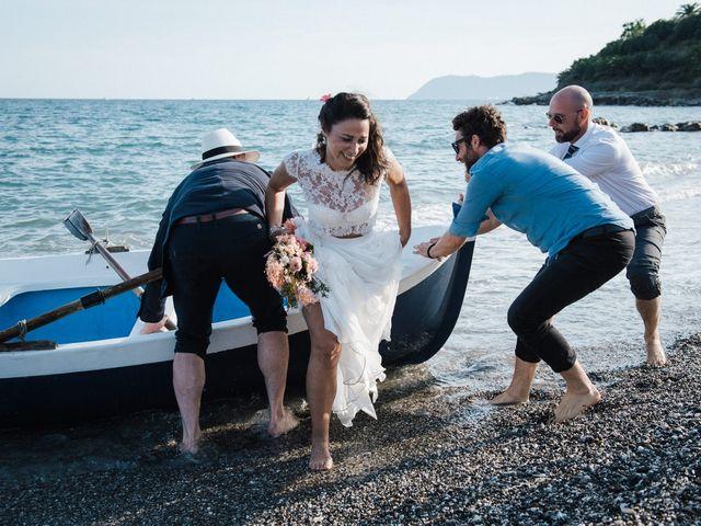 Il matrimonio di Fabiano e Barbara a Albenga, Savona 1