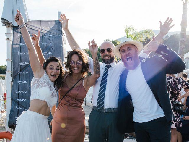 Il matrimonio di Fabiano e Barbara a Albenga, Savona 37