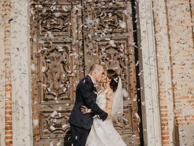 Il matrimonio di Luca e Marta a Monticello d'Alba, Cuneo 7