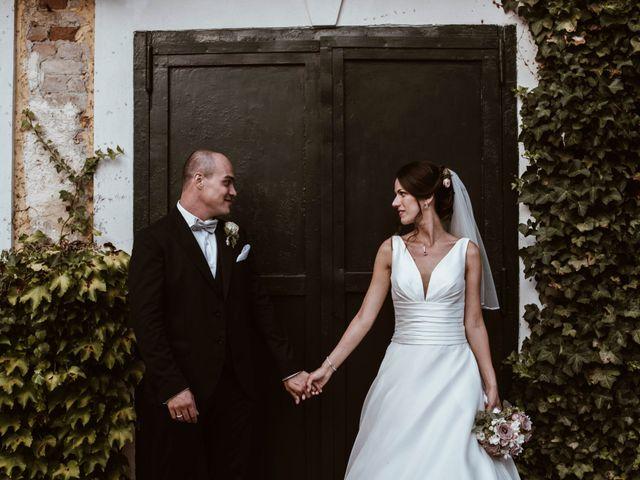le nozze di Marta e Luca