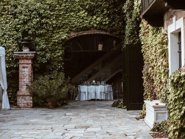 Il matrimonio di Luca e Marta a Monticello d'Alba, Cuneo 11