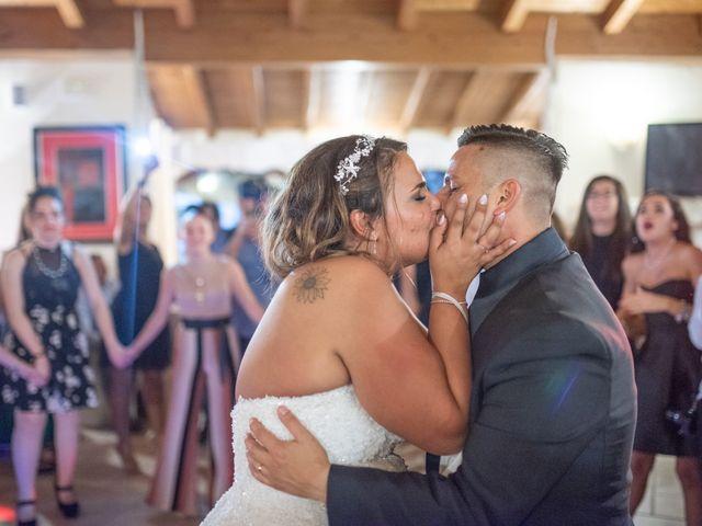 Le nozze di Annachiara e Fabio