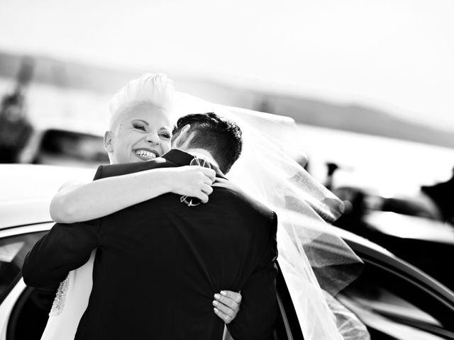 Il matrimonio di Dennis e Silvia a Ancona, Ancona 18