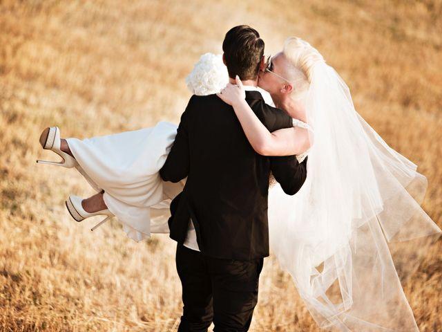 Le nozze di Silvia e Dennis