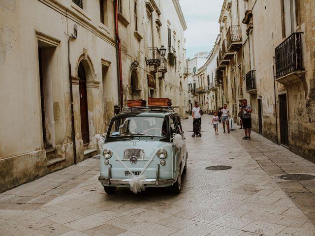 Il matrimonio di Alessandro e Anna a Lecce, Lecce 21