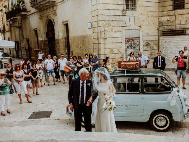 Il matrimonio di Alessandro e Anna a Lecce, Lecce 23