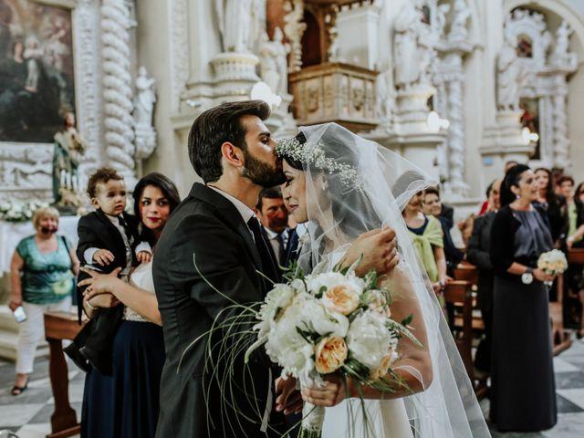 Il matrimonio di Alessandro e Anna a Lecce, Lecce 25