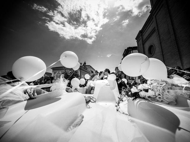 Il matrimonio di Alessandro e Elisa a Fermo, Fermo 17