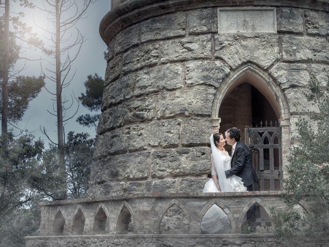 Il matrimonio di Alessandro e Elisa a Fermo, Fermo 19