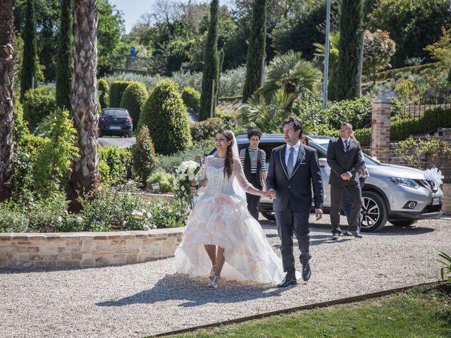 Il matrimonio di Alessandro e Elisa a Fermo, Fermo 30