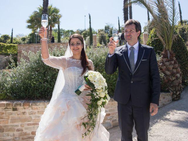 Il matrimonio di Alessandro e Elisa a Fermo, Fermo 32