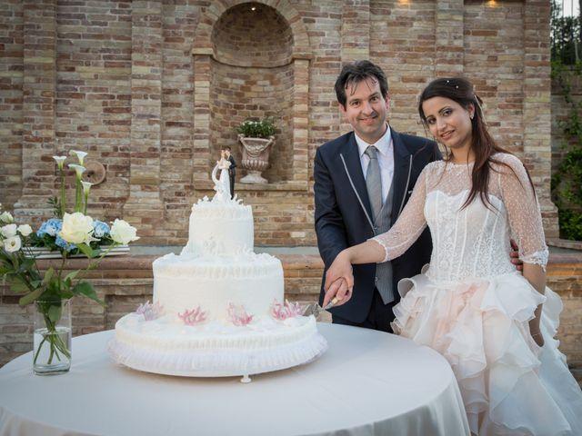 Il matrimonio di Alessandro e Elisa a Fermo, Fermo 37