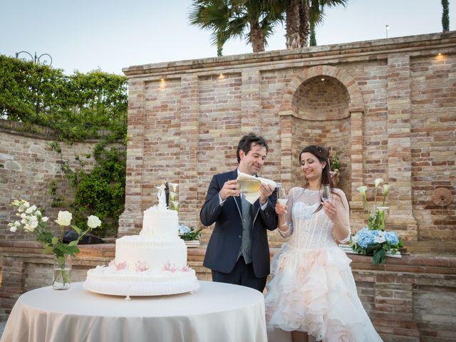 Il matrimonio di Alessandro e Elisa a Fermo, Fermo 38