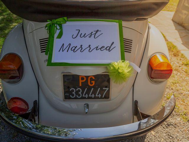 Il matrimonio di Andrea e Daniela a Viterbo, Viterbo 14
