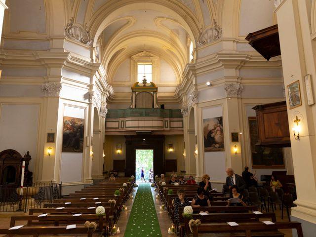 Il matrimonio di Andrea e Daniela a Viterbo, Viterbo 28