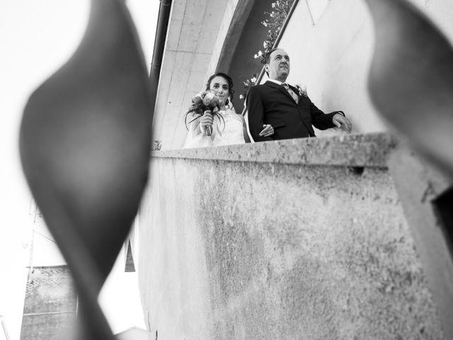 Il matrimonio di Andrea e Daniela a Viterbo, Viterbo 30