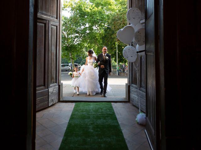 Il matrimonio di Andrea e Daniela a Viterbo, Viterbo 34