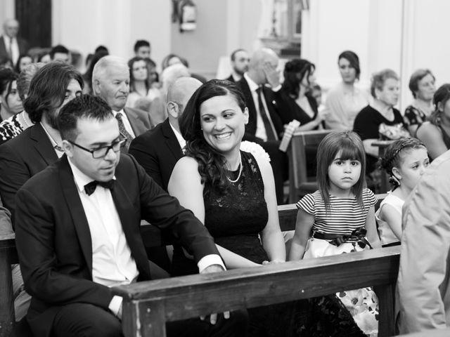 Il matrimonio di Andrea e Daniela a Viterbo, Viterbo 39