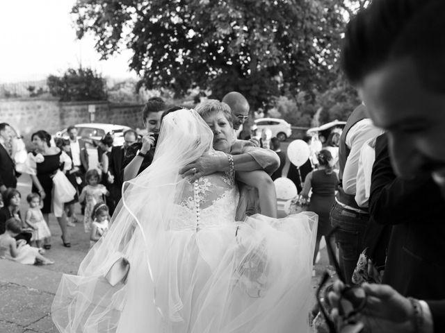Il matrimonio di Andrea e Daniela a Viterbo, Viterbo 56
