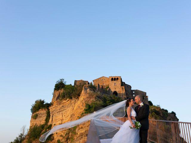 Il matrimonio di Andrea e Daniela a Viterbo, Viterbo 62
