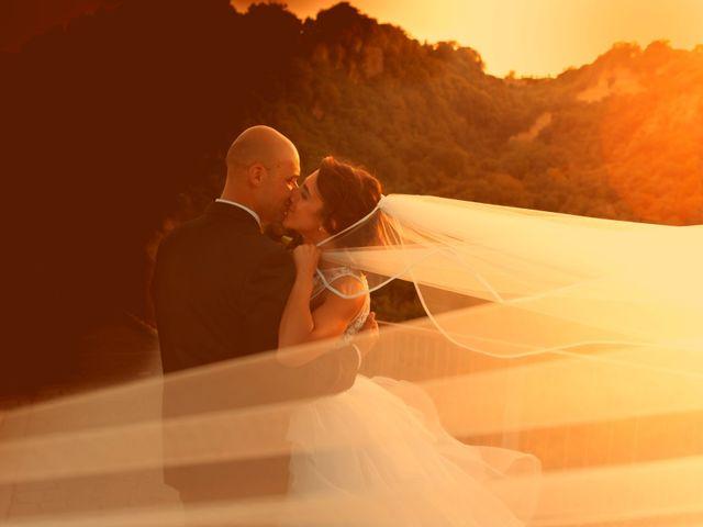 Il matrimonio di Andrea e Daniela a Viterbo, Viterbo 64