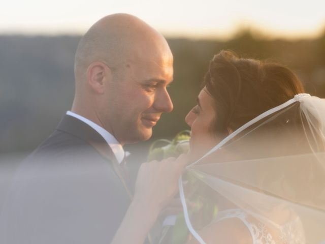 Il matrimonio di Andrea e Daniela a Viterbo, Viterbo 65