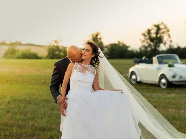 Il matrimonio di Andrea e Daniela a Viterbo, Viterbo 69