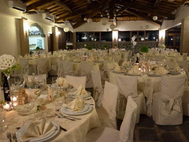 Il matrimonio di Andrea e Daniela a Viterbo, Viterbo 76