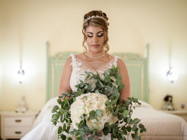 Il matrimonio di Angelo e Maria Celeste a Telese Terme, Benevento 4