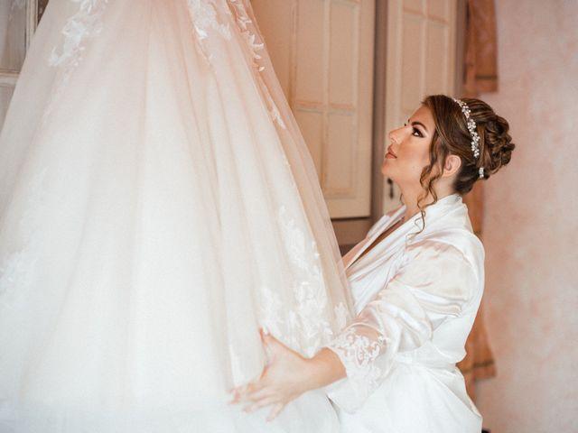 Il matrimonio di Angelo e Maria Celeste a Telese Terme, Benevento 9