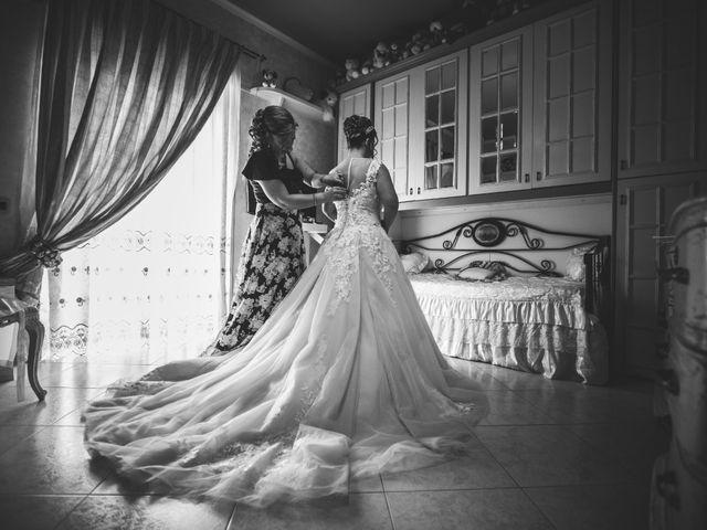 Il matrimonio di Angelo e Maria Celeste a Telese Terme, Benevento 14