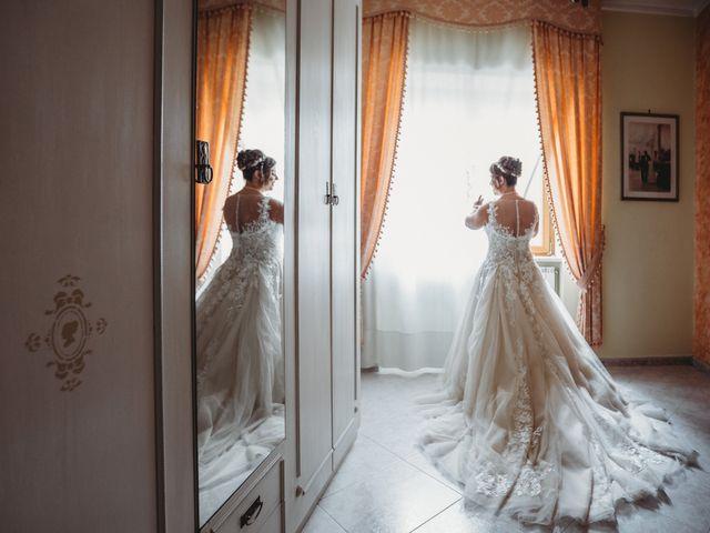 Il matrimonio di Angelo e Maria Celeste a Telese Terme, Benevento 15