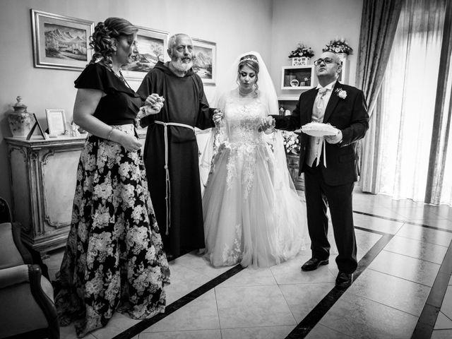 Il matrimonio di Angelo e Maria Celeste a Telese Terme, Benevento 28