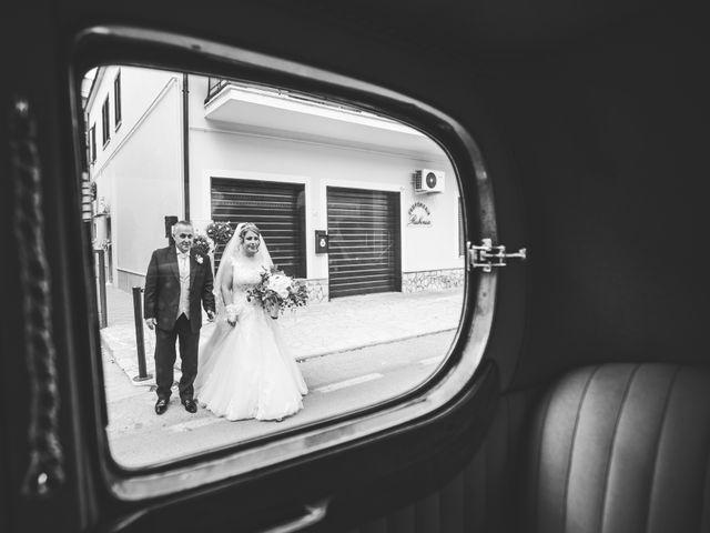 Il matrimonio di Angelo e Maria Celeste a Telese Terme, Benevento 29