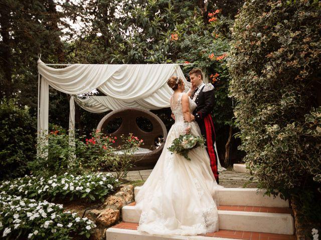 Il matrimonio di Angelo e Maria Celeste a Telese Terme, Benevento 31