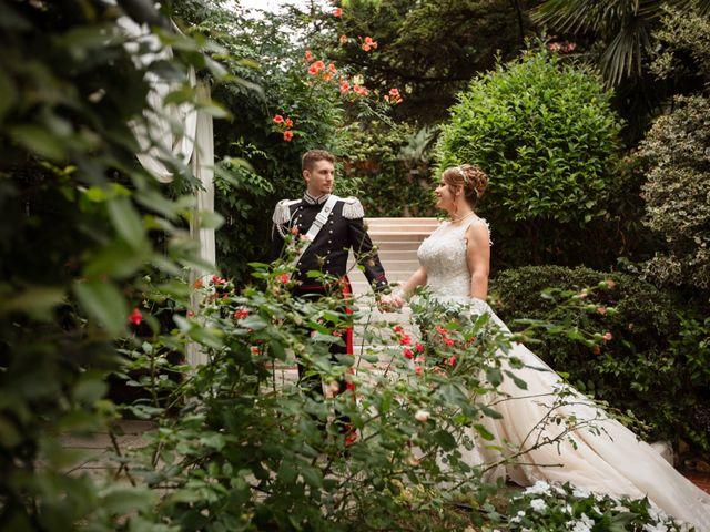 Il matrimonio di Angelo e Maria Celeste a Telese Terme, Benevento 32