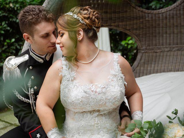 Il matrimonio di Angelo e Maria Celeste a Telese Terme, Benevento 34