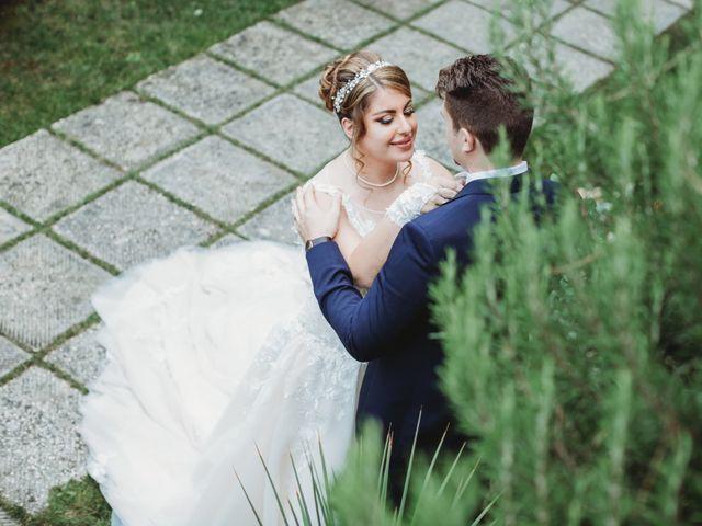 Il matrimonio di Angelo e Maria Celeste a Telese Terme, Benevento 39