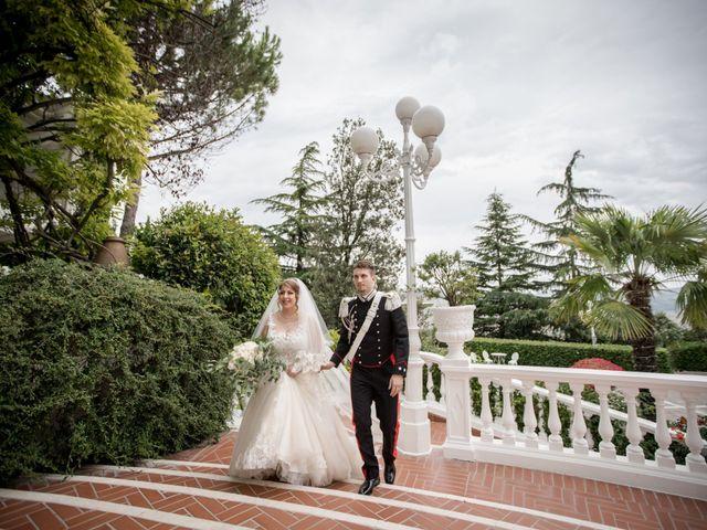 Il matrimonio di Angelo e Maria Celeste a Telese Terme, Benevento 56