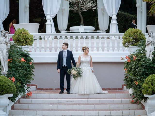 Il matrimonio di Angelo e Maria Celeste a Telese Terme, Benevento 62