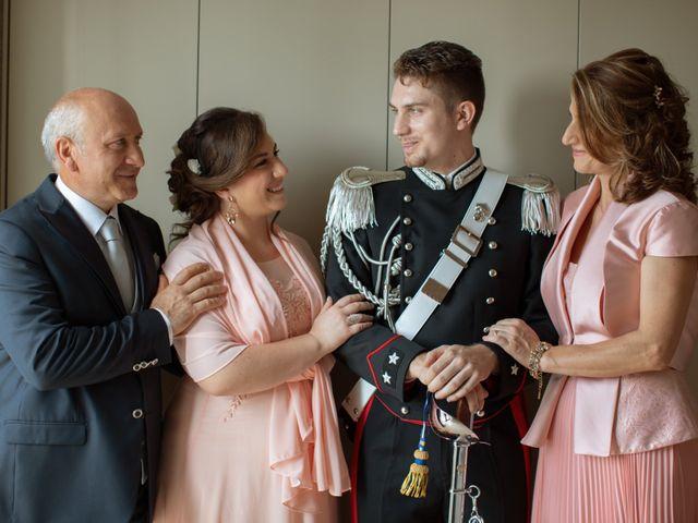 Il matrimonio di Angelo e Maria Celeste a Telese Terme, Benevento 76