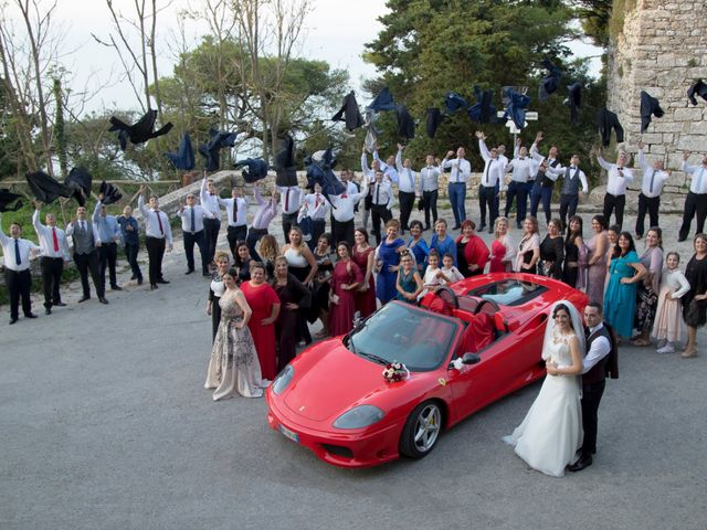 Il matrimonio di Roberto e Debora a Trapani, Trapani 45