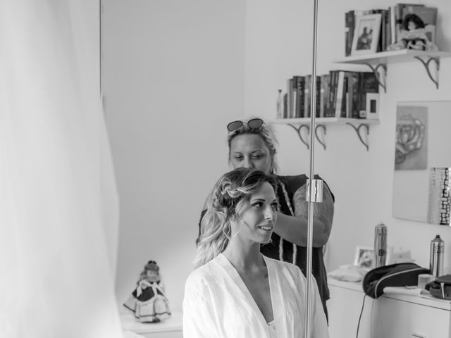Il matrimonio di Antonio e Jennifer a San Giuliano Terme, Pisa 3