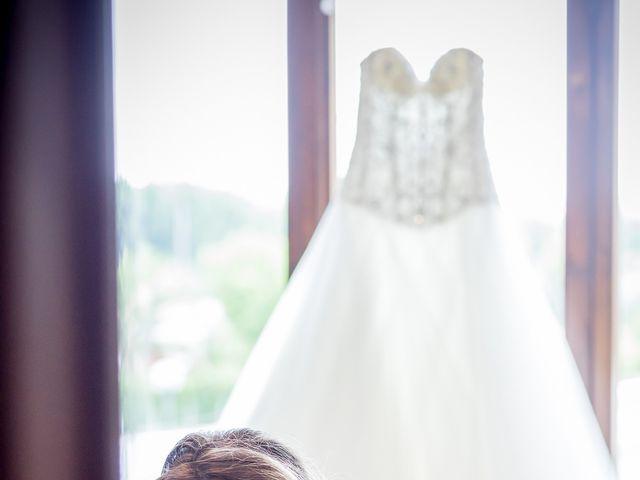 Il matrimonio di Antonio e Jennifer a San Giuliano Terme, Pisa 4