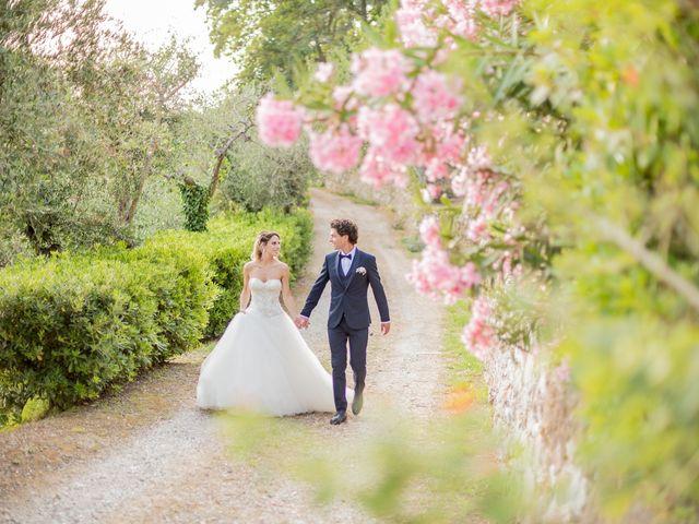 Le nozze di Jennifer e Antonio