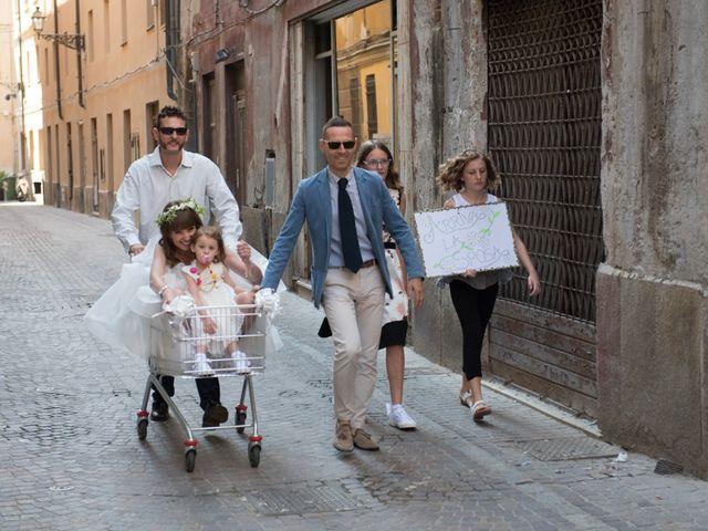Il matrimonio di Daniele e Romina a Novi Ligure, Alessandria 21