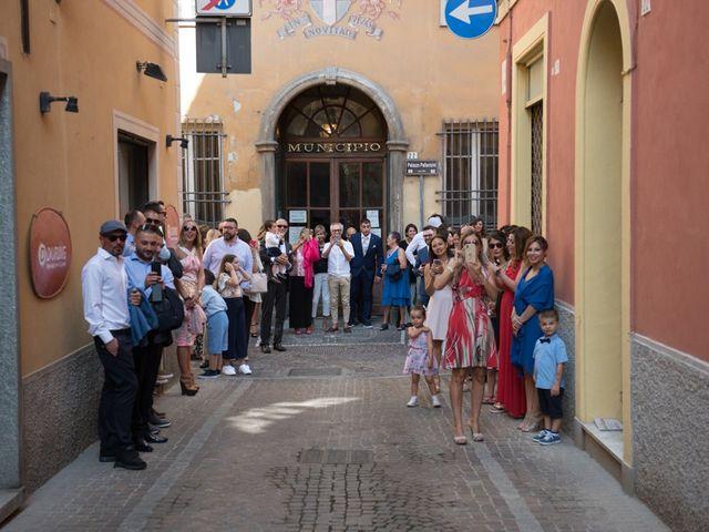 Il matrimonio di Daniele e Romina a Novi Ligure, Alessandria 22